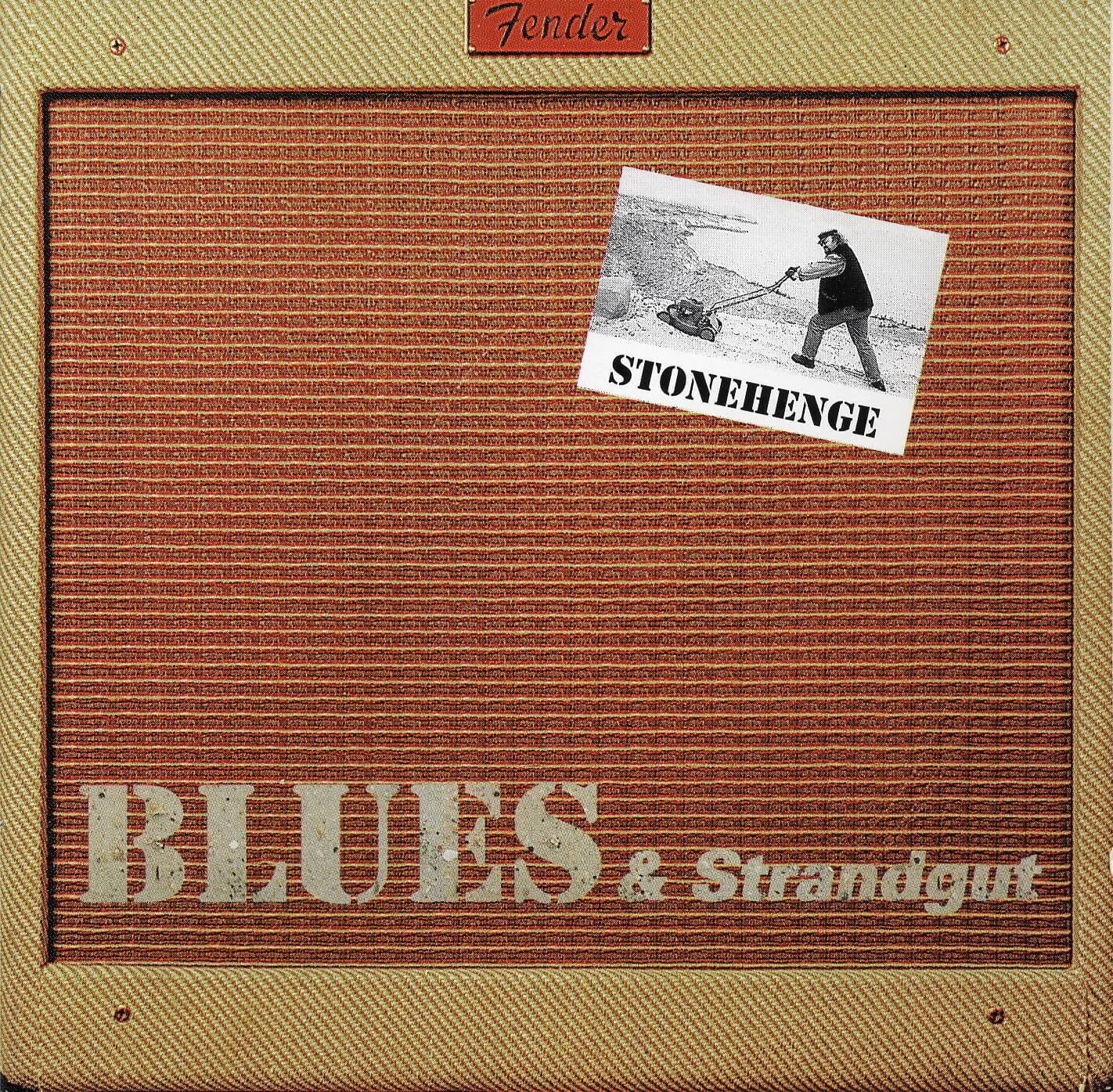 CD Cover Blues & Strandgut