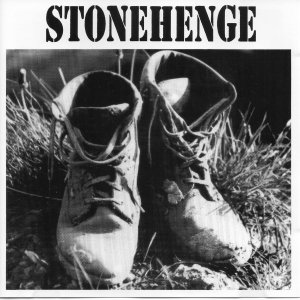 CD Cover Stonehenge
